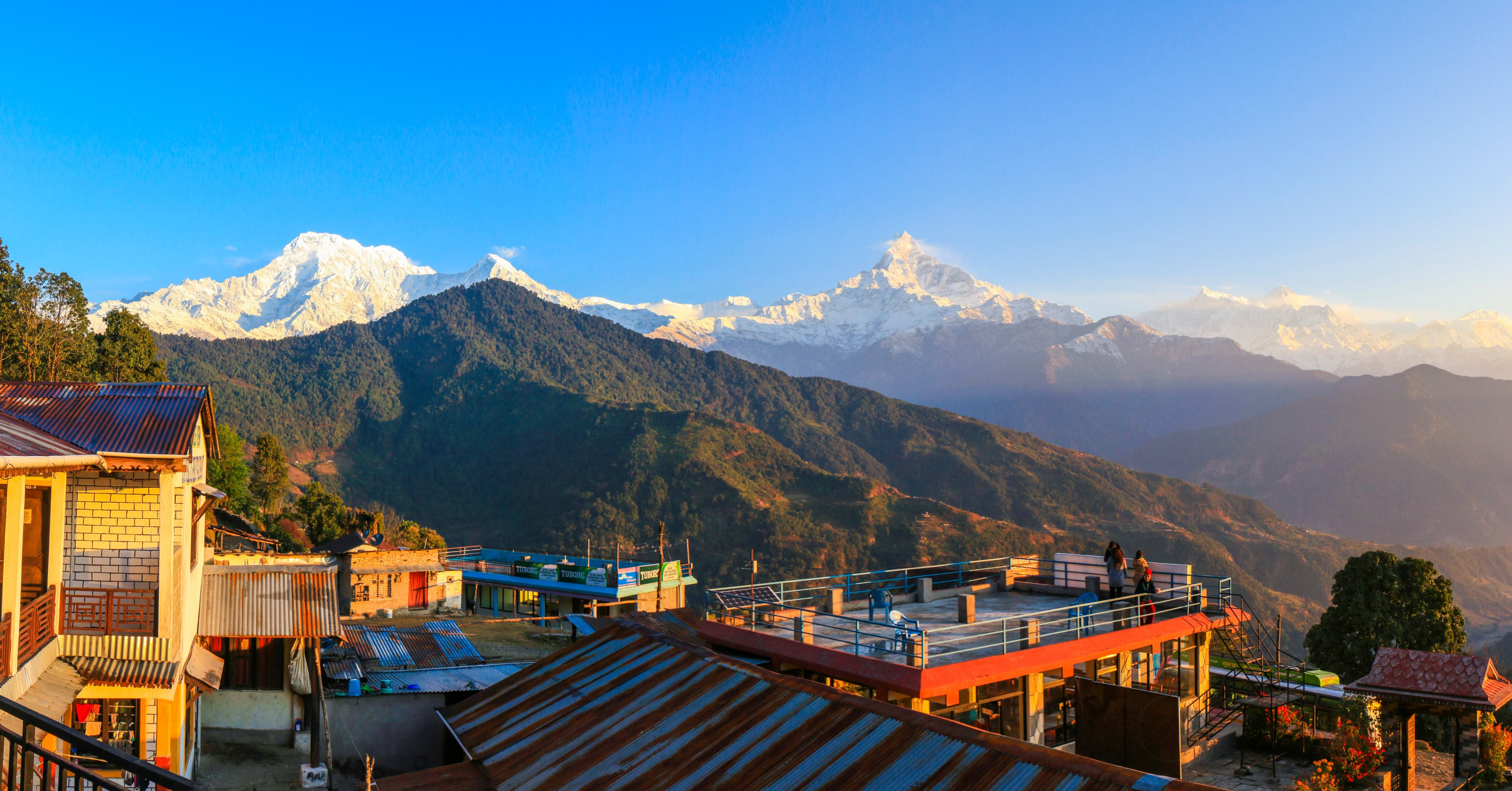 Dhampus in Nepal