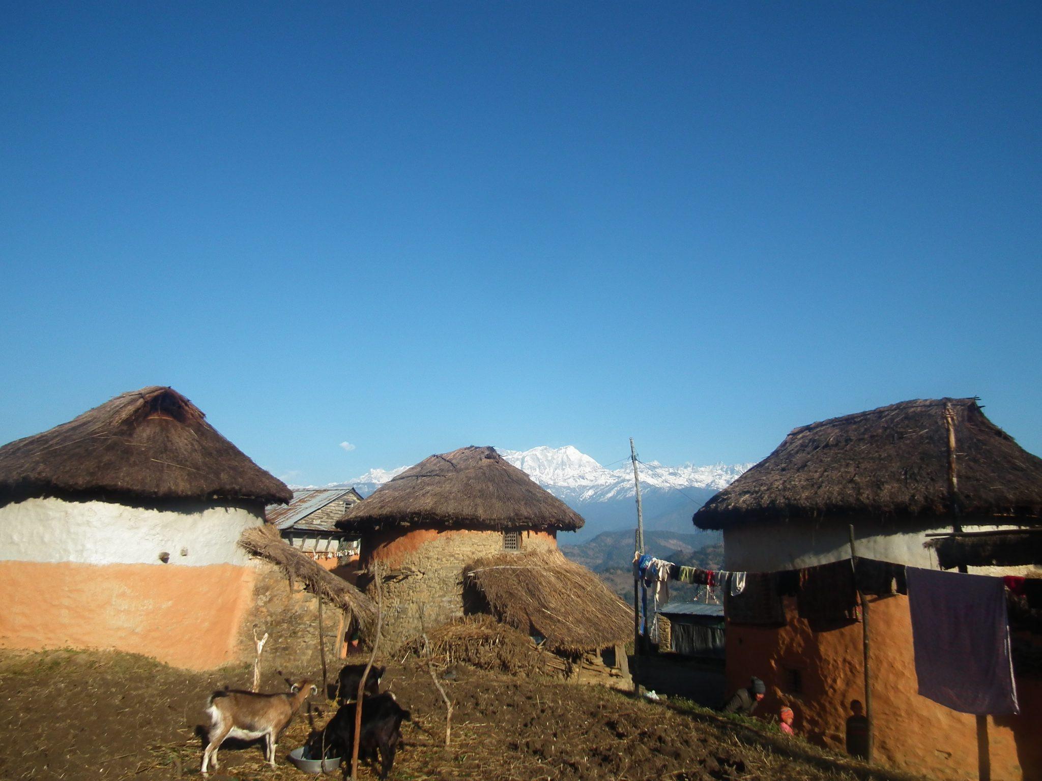 Homestay in Ghalegaun