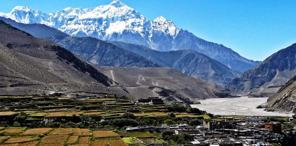 Mustang Himalayas