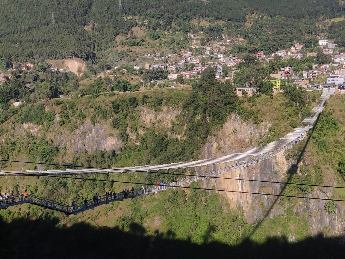 Kushma Bungee Sky Bridge