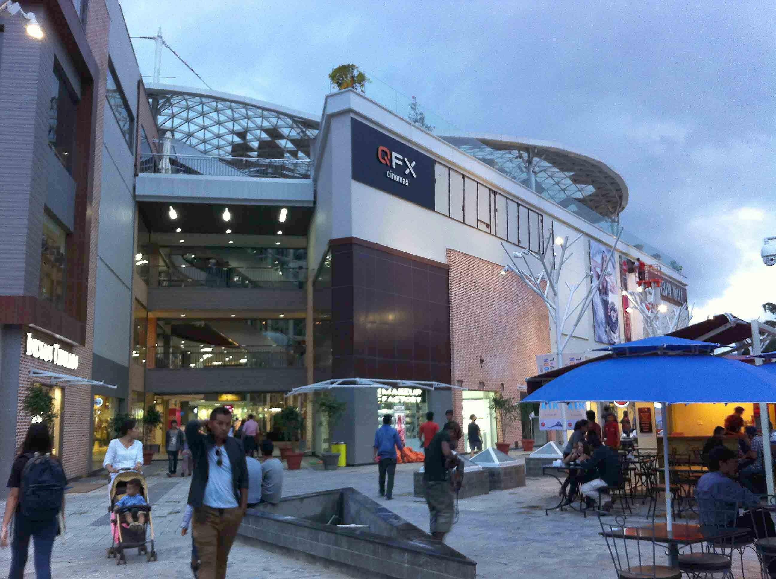 Shopping Malls in Kathmandu