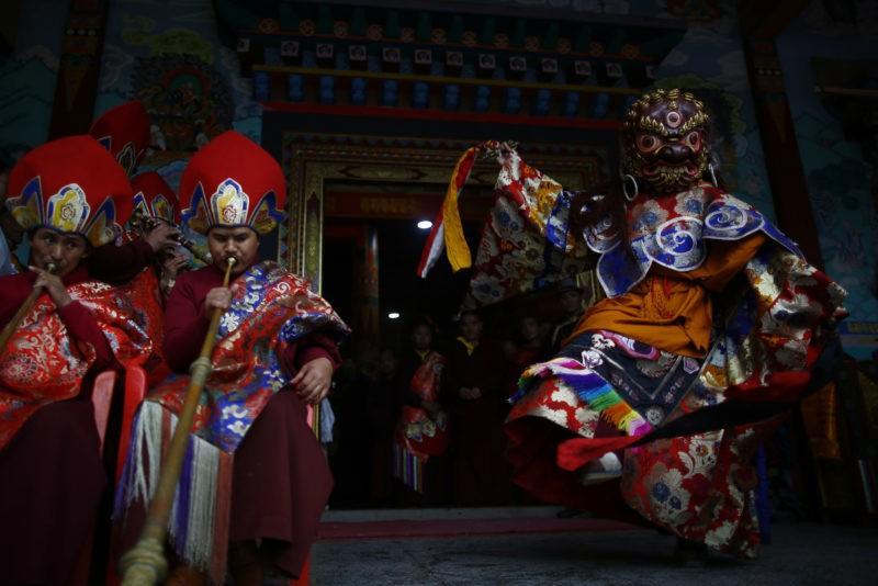 losar in nepal