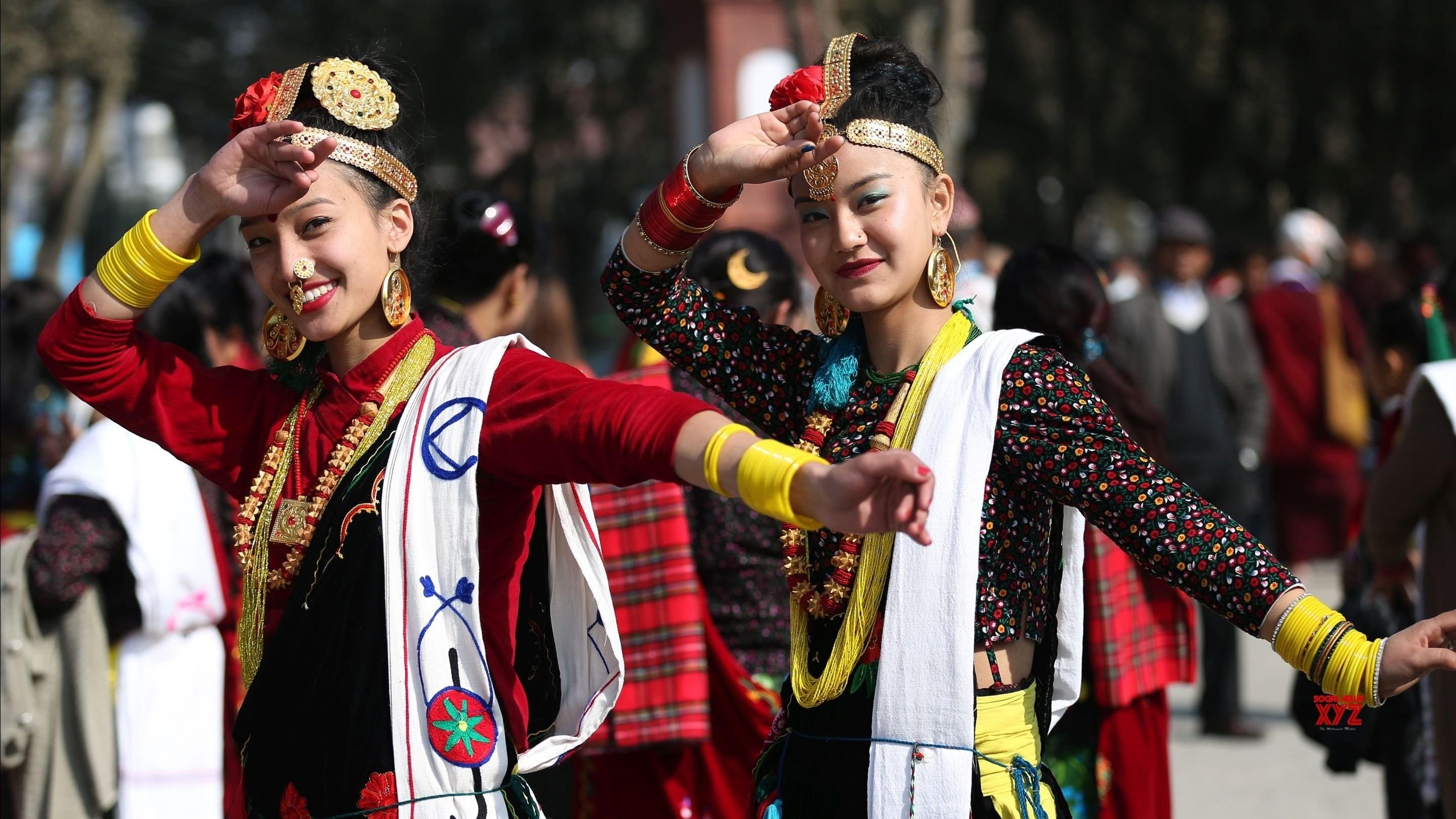 Maghe Sankranti celebration in Nepal