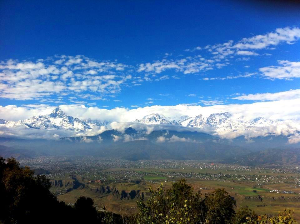 Nirmal Pokhari village