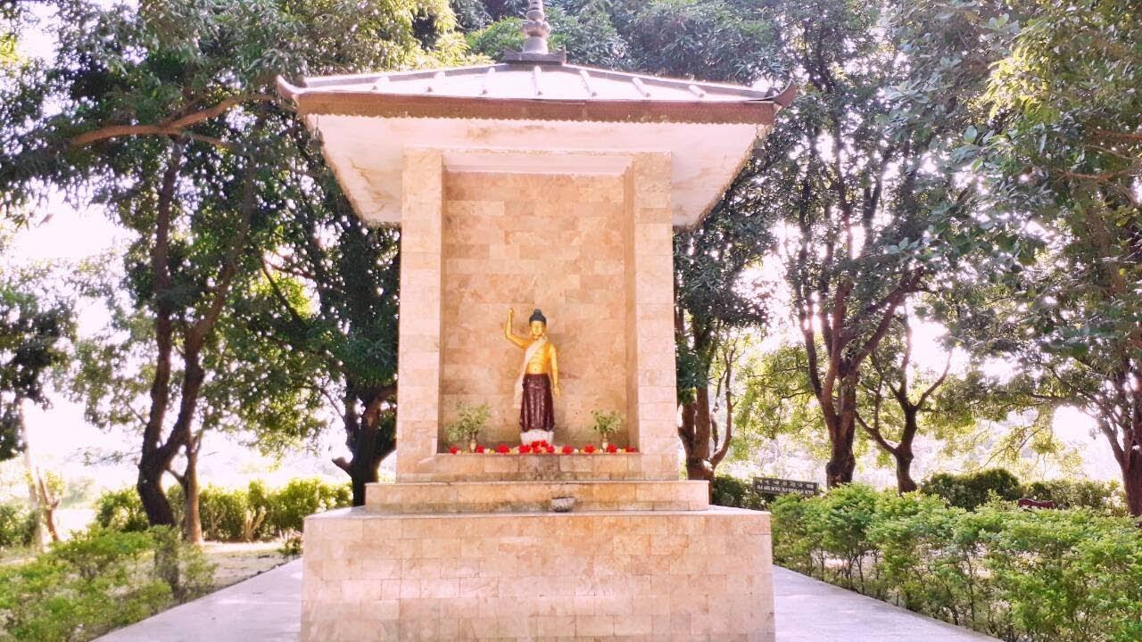 Buddhist pilgrimage sites in nepal