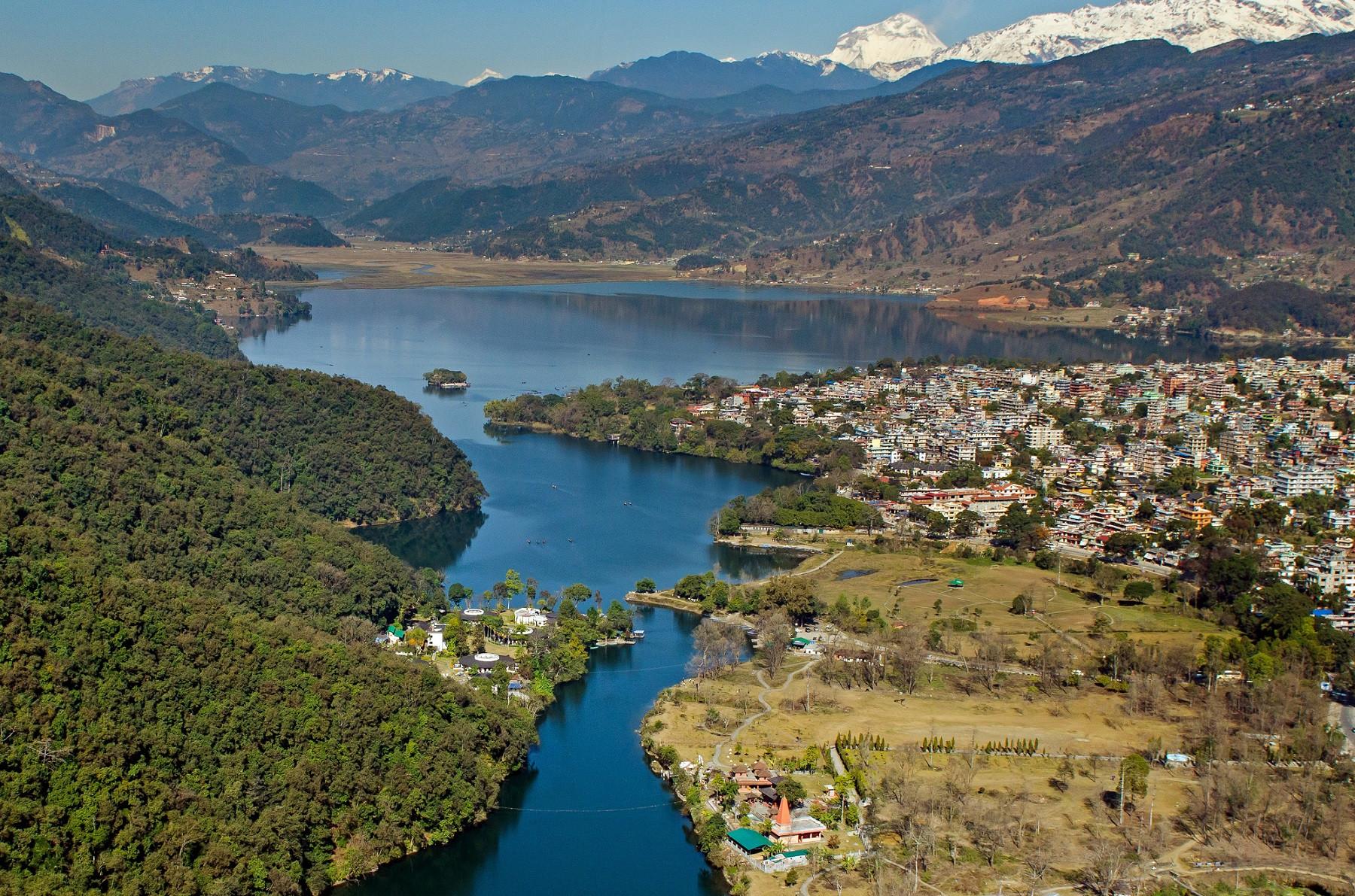 Rupa and Begnas lake