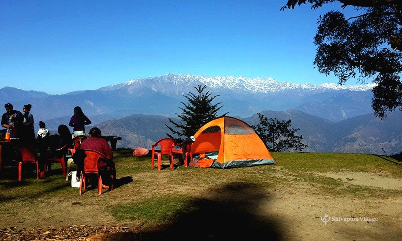 Shivapuri Camping