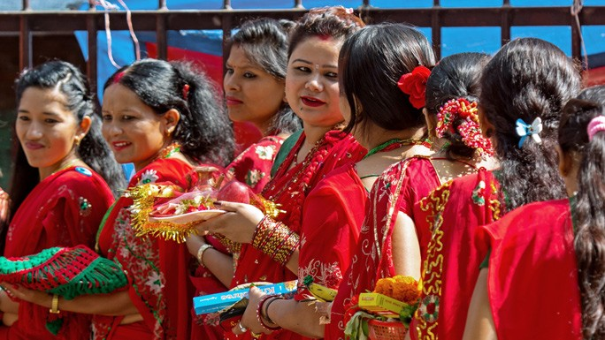Teej in Nepal