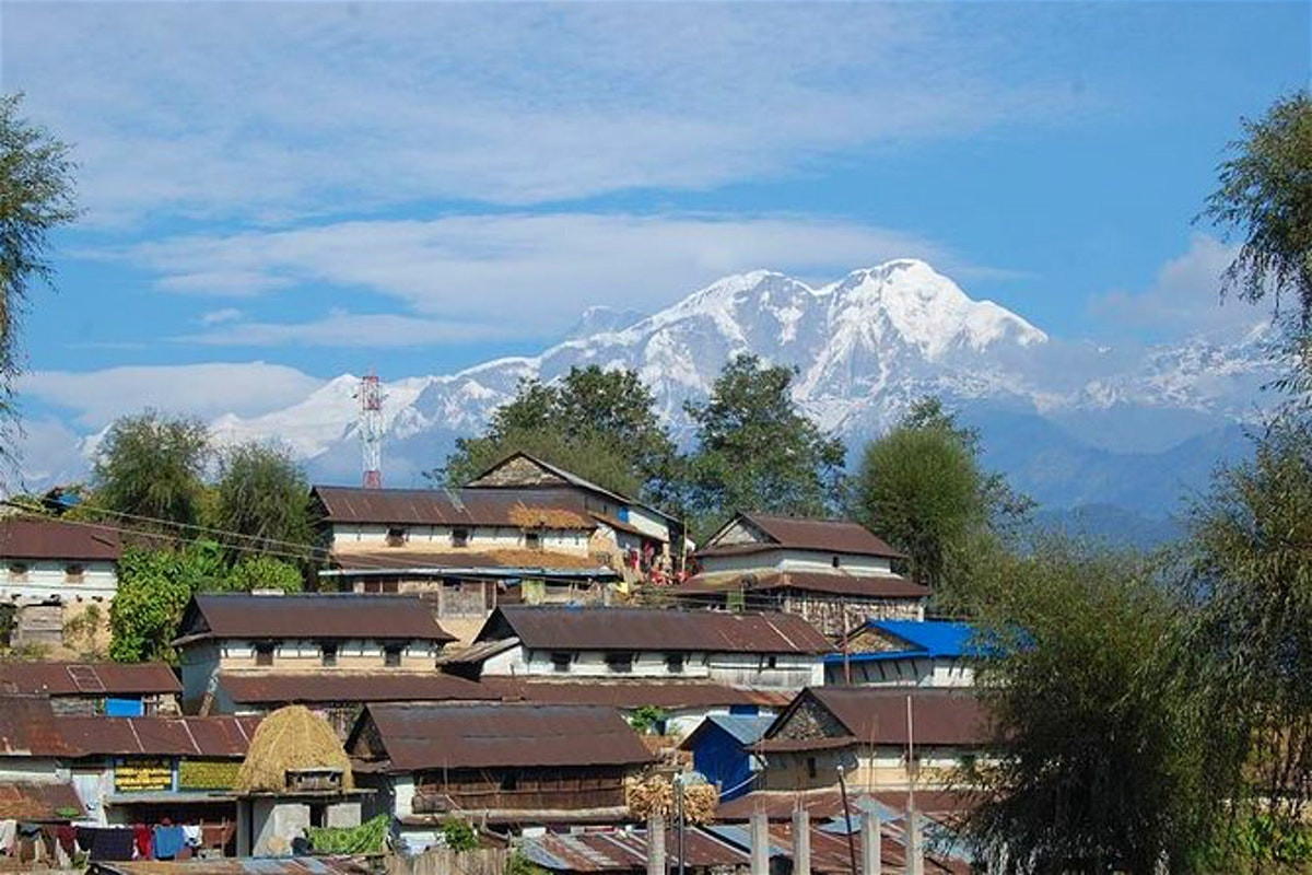 Ghalegaun in nepal