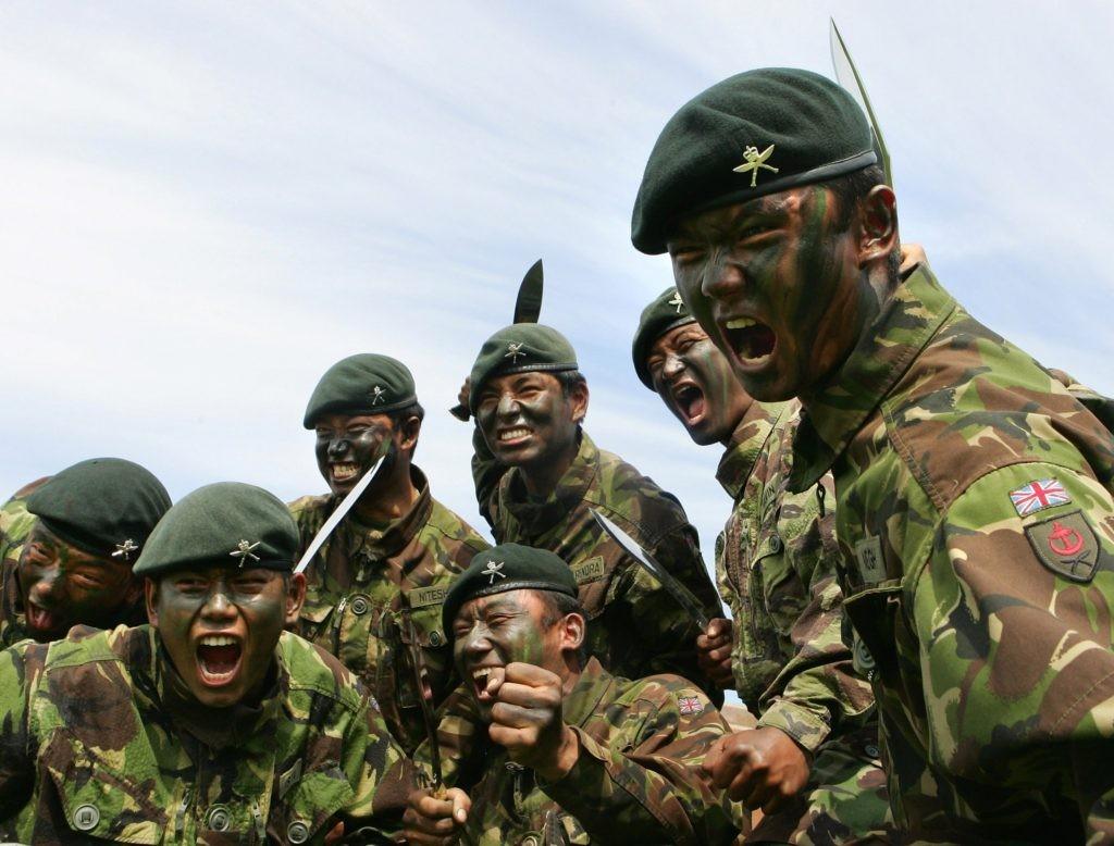 Gorkha Army