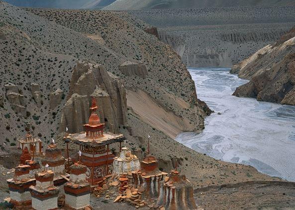 Kaligandaki Gorge
