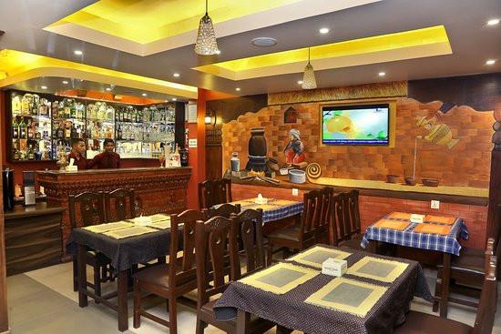 Karuwa restaurant