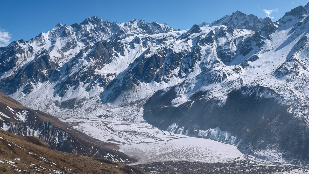 Langtang National Park in Nepal