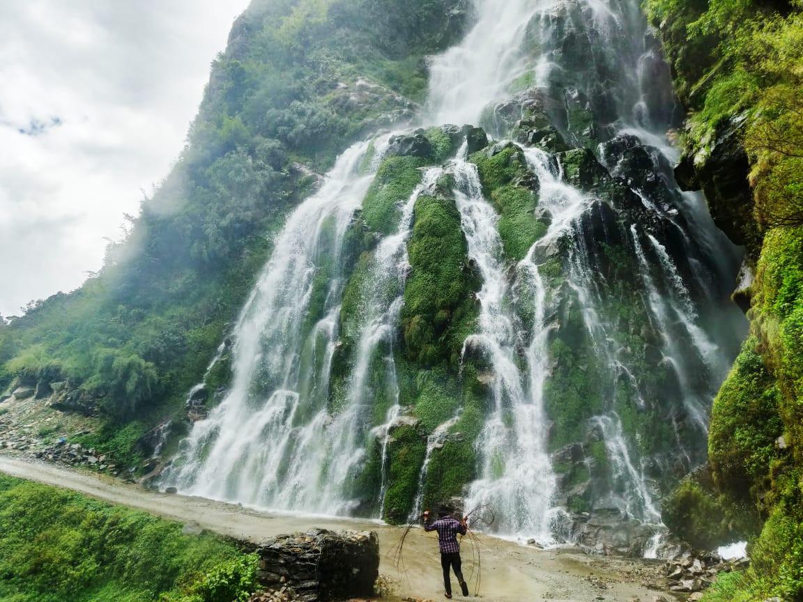 Natural beauty of manang