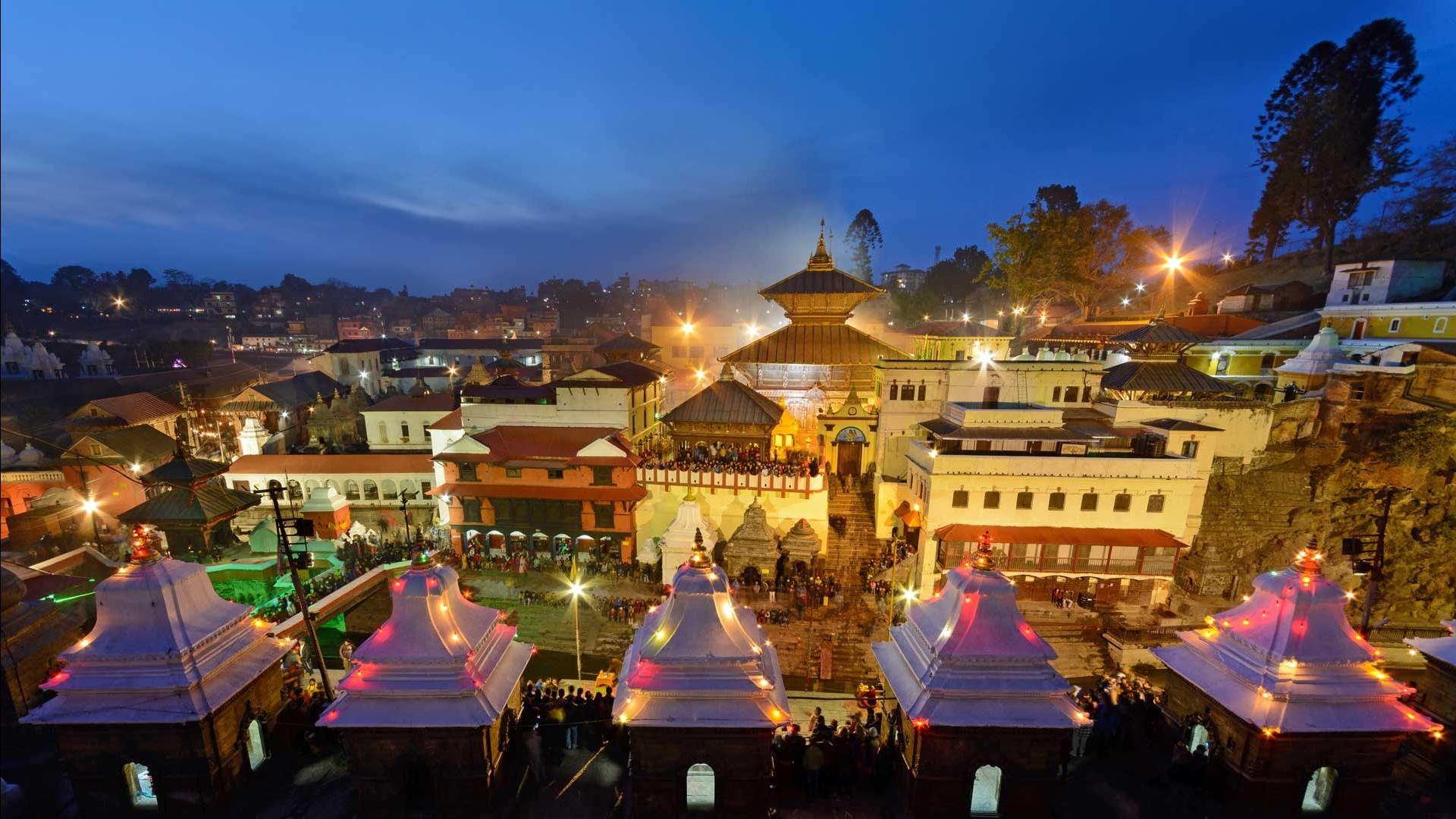 Hindu Pilgrimage Sites in Nepal