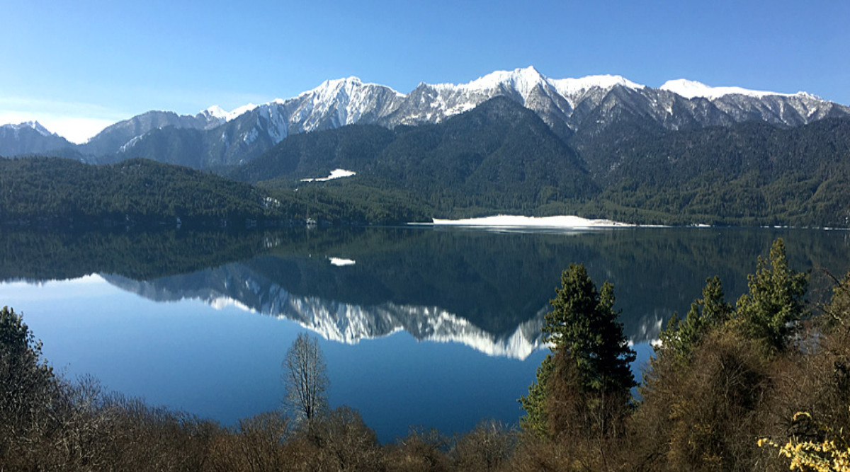 rara lake in Nepal
