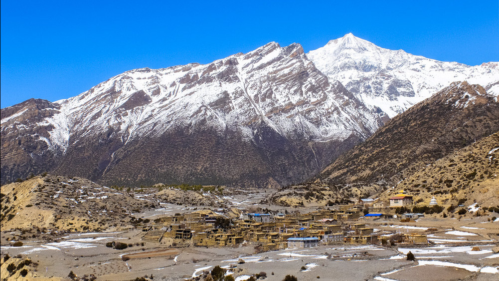 10 Best trekking routes in Nepal