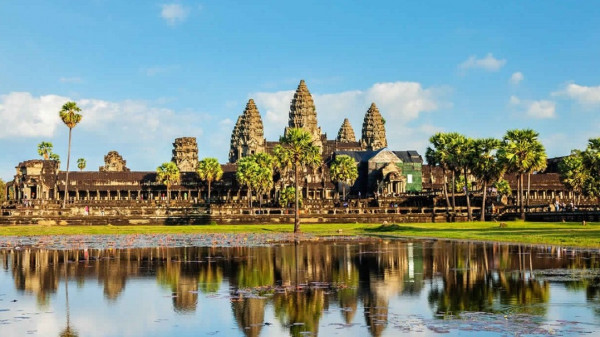 Cambodia Tour from Nepal