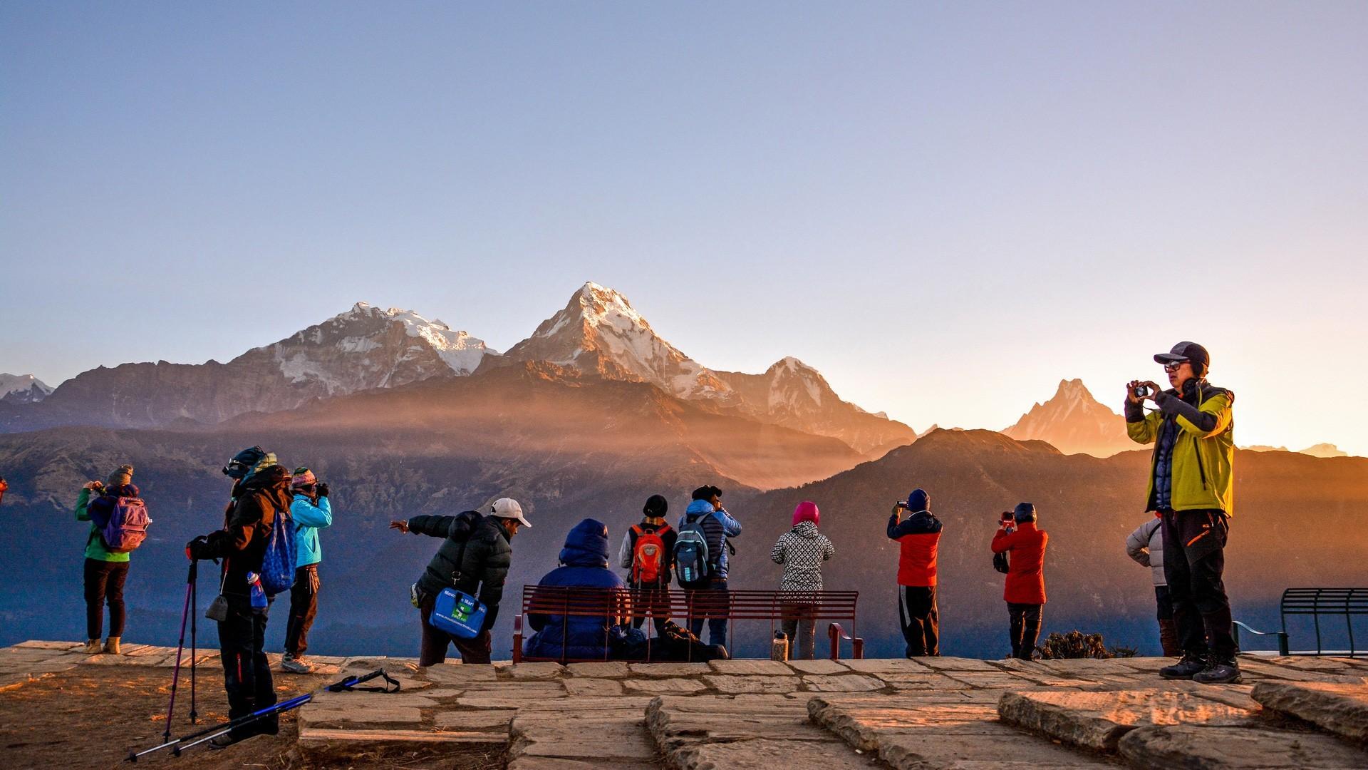 nepal trekking, trekking in nepal