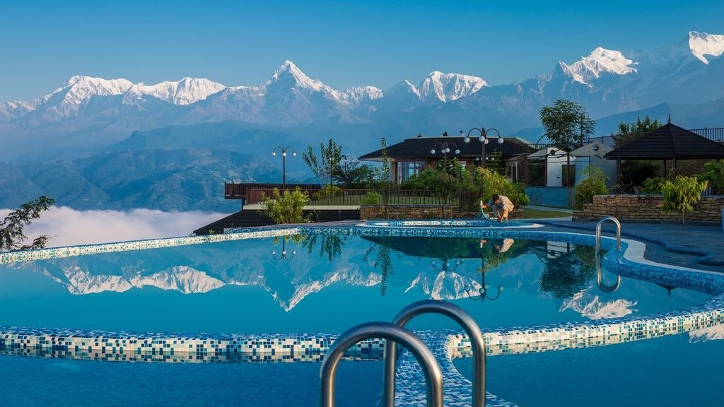 Leisure holiday in nepal