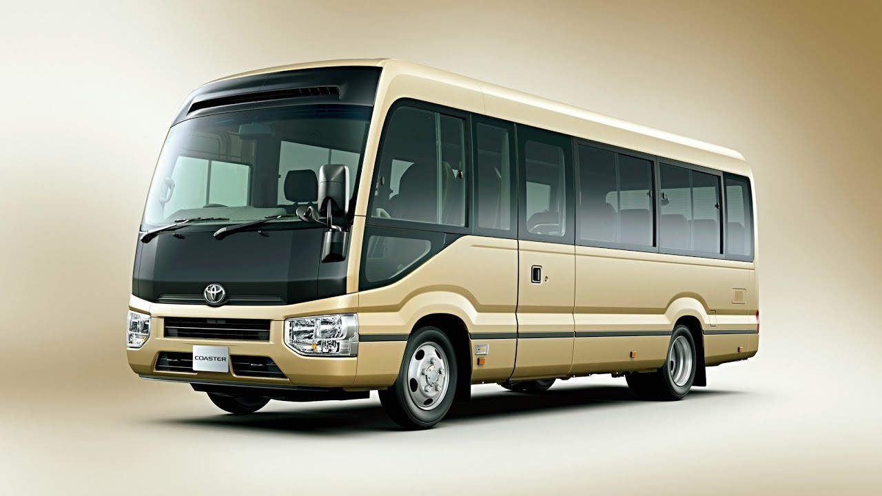 Coaster and Minibus rental in nepal