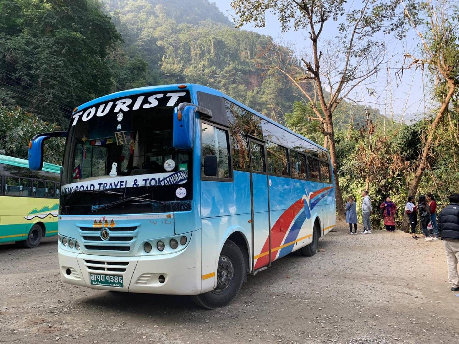 Coach rental in nepal